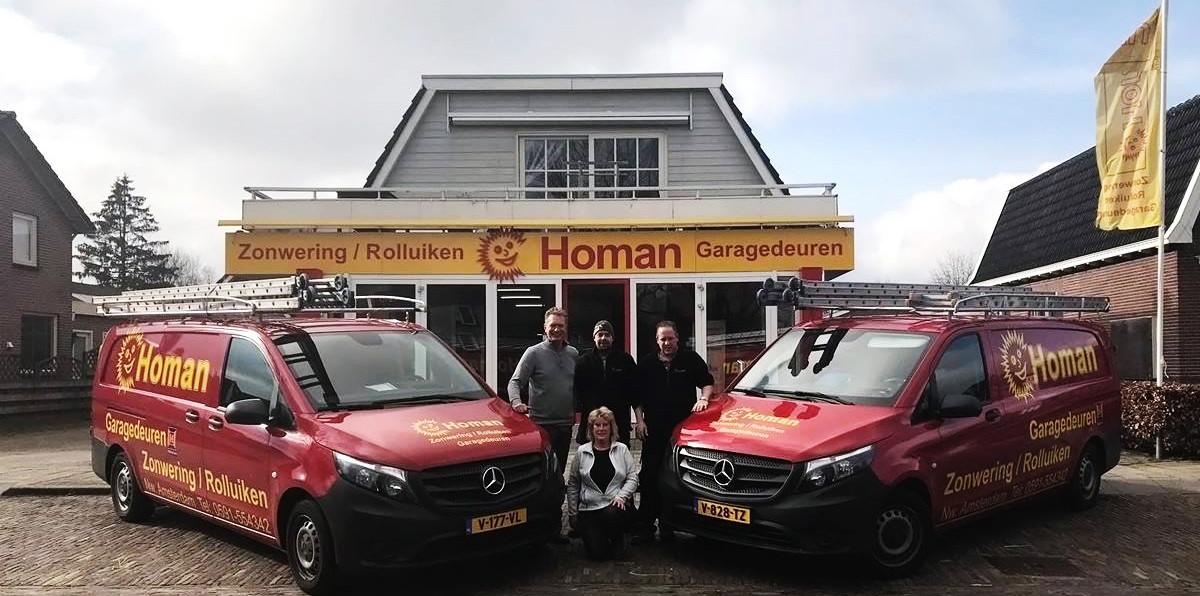 Homan Zonwering